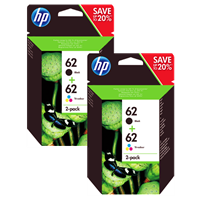 Multipack HP 62 Promo-Pack
