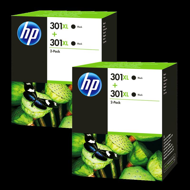 Multipack HP 301 XL Promo-Pack