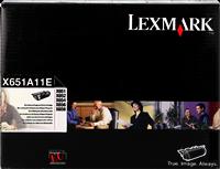 toner Lexmark X651A11E