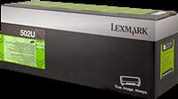 toner Lexmark 502U