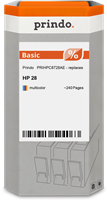 inktpatroon Prindo PRIHPC8728AE