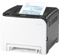 Kleuren laserprinter Ricoh SP C261DNw